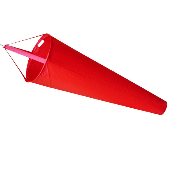 Red windsock